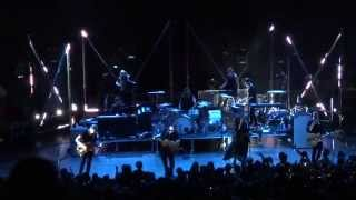 Of Monsters And Men - WE SINK - Live in Rome (Auditorium) 8 July 2015