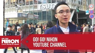 Introducing the Go! Go! Nihon YouTube Channel - Your Guide to Living & Studying in Japan