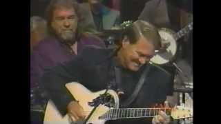 Glen Campbell - Gentle on My Mind (terrific guitar break)