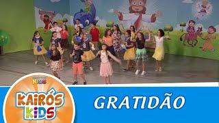 Kairós Kids 2018   Clip 40 anos de Gratidão a Ti Senhor - 06/11/18