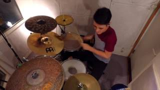Hillsong young & free 'REAL LOVE' drum remix -Diego Narimatsu