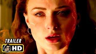 X-MEN: DARK PHOENIX Trailer #2 (2019) Sophie Turner Marvel Superhero Movie HD