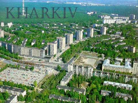 Cities of the World – Kharkiv (Ukraine)