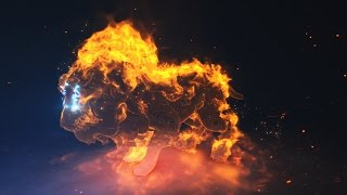 """Lion Spirit"" Intro - After Effects Template ( VideoHive )"