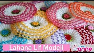 Lahana Lif Modeli Yapılışı , Canım Anne width=