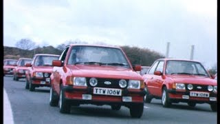 Ford Escort XR3 - 24/11/1980