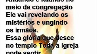 LÉA MENDONÇA - SÓ RECEBE QUEM CRÊ play back .wmv