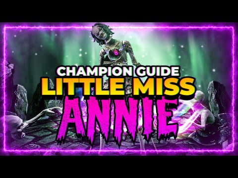 Little Miss Annie Guide | TANK BUSTER! | RAID Shadow Legends