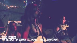 """AJUSTEmulabandaSNTS Salta 2014  """"La trola de Villa  Urquiza"""" (Caro Vazquez)"""