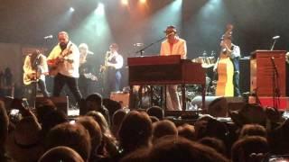 The Mavericks - Twist and shout - Gierle Belgium 08-07-2016