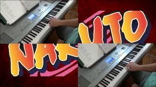 Naruto Shippuden OST 1 - Despair (Shitsui) - Piano+Strings Cover