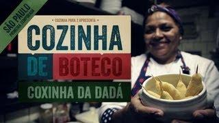 Cozinha de Boteco SP #1 - Coxinha da Dadá (Z Carniceria)