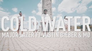 Major Lazer - Cold Water (feat. Justin Bieber & MØ) Dancehall Choreography - Danca® Family