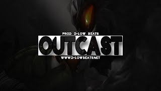 "(Free) Dark Piano Underground Hip Hop Instrumental - ""Outcast"" // Prod. D-Low Beats"