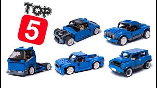 LEGO TOP 5 mocs from Creator 31070 set