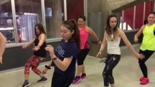 Jessica Exposito - Zumba® Training Basic1, Zaragoza 3/4 Junio 2017