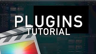 How To Install Final Cut Pro X Plugins