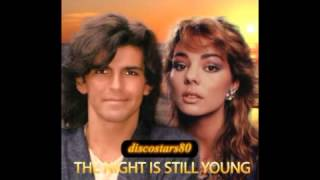 Thomas Anders feat. Sandra - The Night Is Still Young