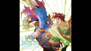 Jojo's Bizarre Adventure O.S.T Battle Tendency - Never Be Mine