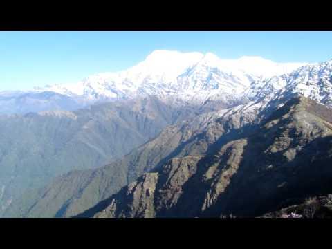 Zeit-Reise Nepal 2010 – Machapuchare