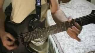 Joe Satriani - Friends cover
