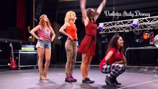 Encender nuestra Luz (Ludmilla,Camilla,Nata,Francesca) Violetta 3