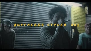 BuffNerds Cypher - Mark Battles, Samson, Devante Fields (Prod. Kayoh)