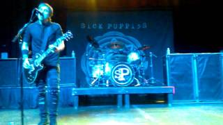 Sick Puppies- Cancer live Charlotte NC 2016
