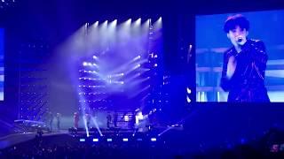 BTS Love Yourself Tour - Los Angeles Concert SEESAW [FANCAM]