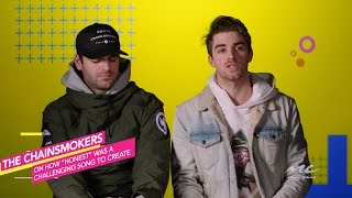 "The Chainsmokers Struggled to Write ""Honest"""