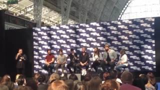 Robin Lord Taylor GOTHAM Panel - London