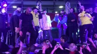 INEDITO: Lazza - MOB LIVE (feat. Salmo, Nitro)