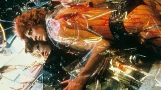 Blade Runner (1982) HD film clip 'Zhora , Running from Death'   zora