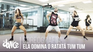 Ela Domina o Ratatá Tum Tum - Wesley Safadão - Coreografia | FitDance - 4k