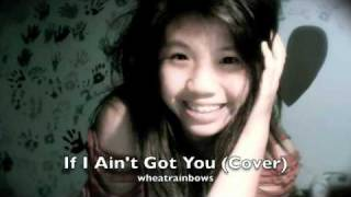 Alicia Keys - If I Ain't Got You (Cover) • Joie Tan