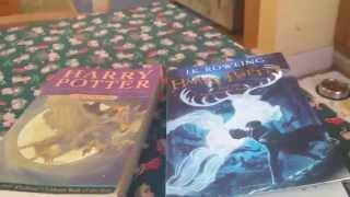 Harry Potter,Prisoner of Azkaban New Cover Review