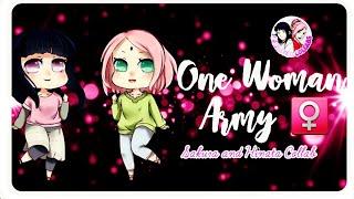 ➢Sakura & Hinata ♀ One Woman Army ⓒⓞⓛⓛⓐⓑ