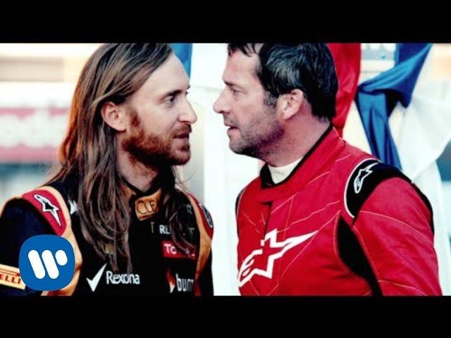 Videoclip oficial de 'Dangerous', de David Guetta y Sam Martin.