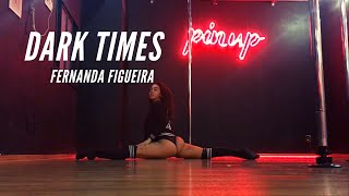 """Dark Times -The Weekend"" Pole Dance Choreography"