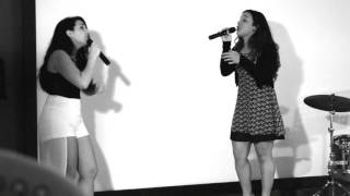 WHEN YOU BELIEVE- Whitney Houston & Mariah Carey (COVER) live