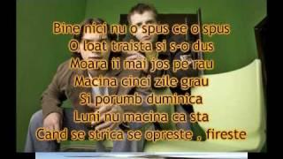 Fara Zahar - Legenda Caprii (cu versuri) HD