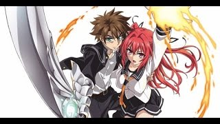 Shinmai maou no testament burst - Opening