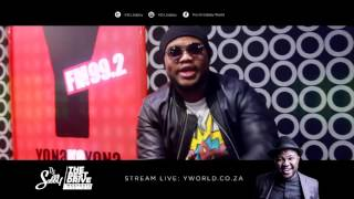 #TheBestLifeTV: #PODCAST - Rhashid Talks About AKA Pulling Out From #Back2TheCity