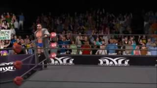 WWE 2K17 | Marty Scurll ROH Entrance