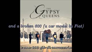 The Gypsy Queens - L'Italiano (Toto Cutugno) English Lyrics