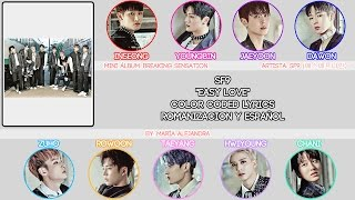 "SF9 (에스에프나인) ""Easy Love"" [COLOR CODED] [ROM