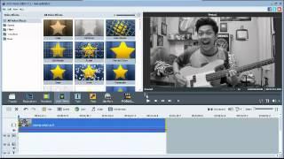 tutorial cara editing video dengan benar, menggunakan apps AVS Video Editor