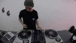 DJ DOM-AUTO dmc online 2017 round 2