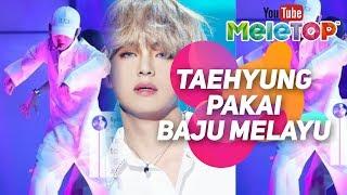 Demi minat Syahirah Adilla hantar Taehyung BTS baju melayu dari Malaysia | MeleTOP
