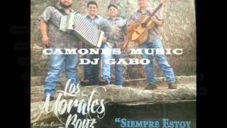 LOS MORALES BOYZ - ME HACES FALTA